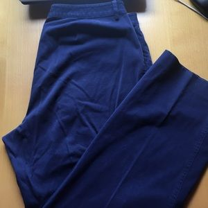 Ralph Lauren Navy Trousers